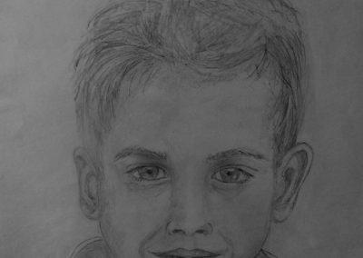 Zeichnung_Junge