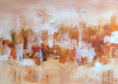 Abstrakt_orange_braun_1